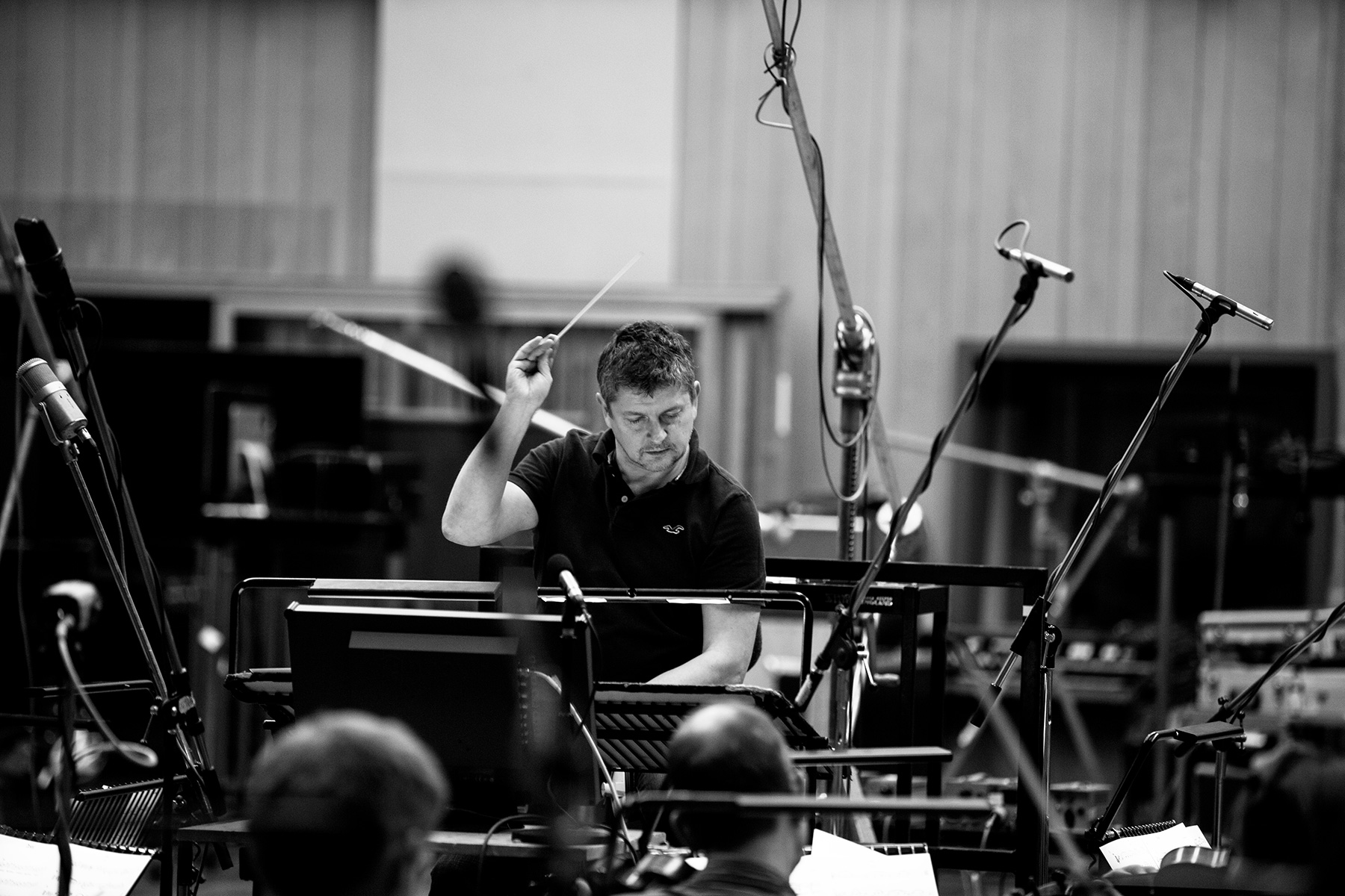 Dave Arch Abbey Road Studios